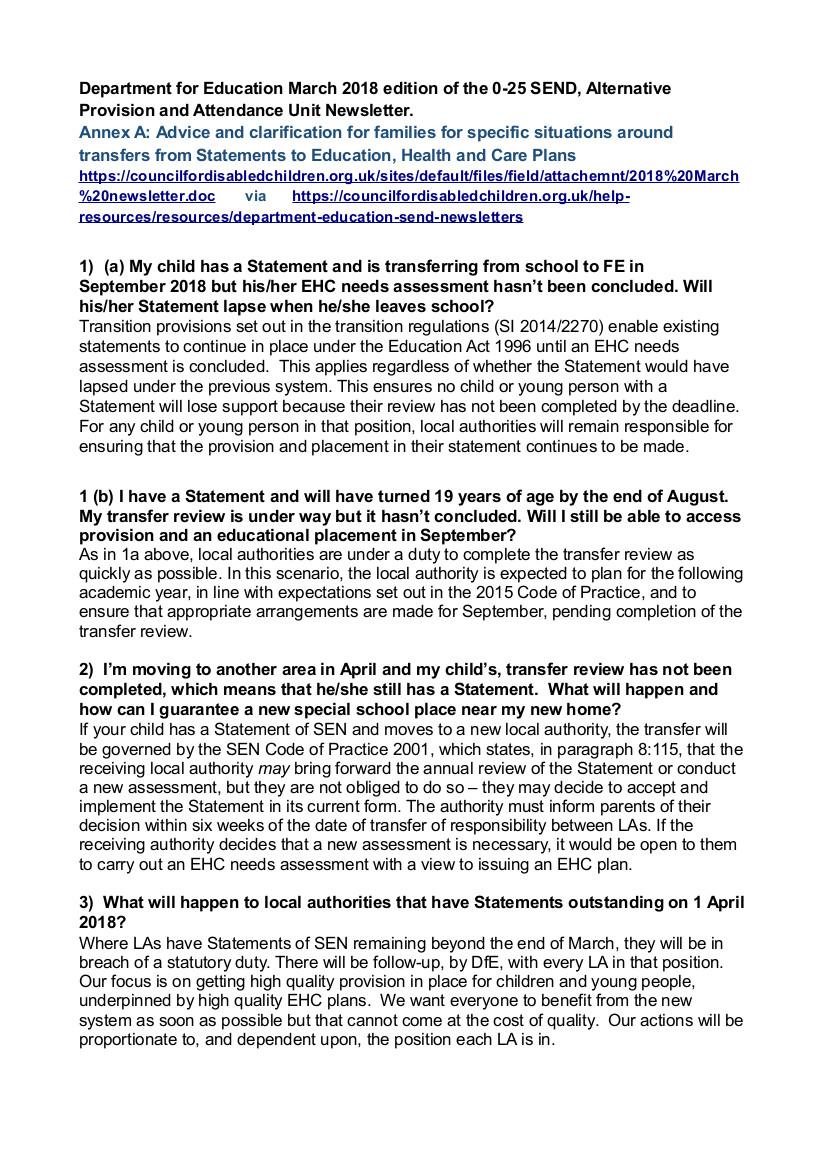 parent statement sample private school application
