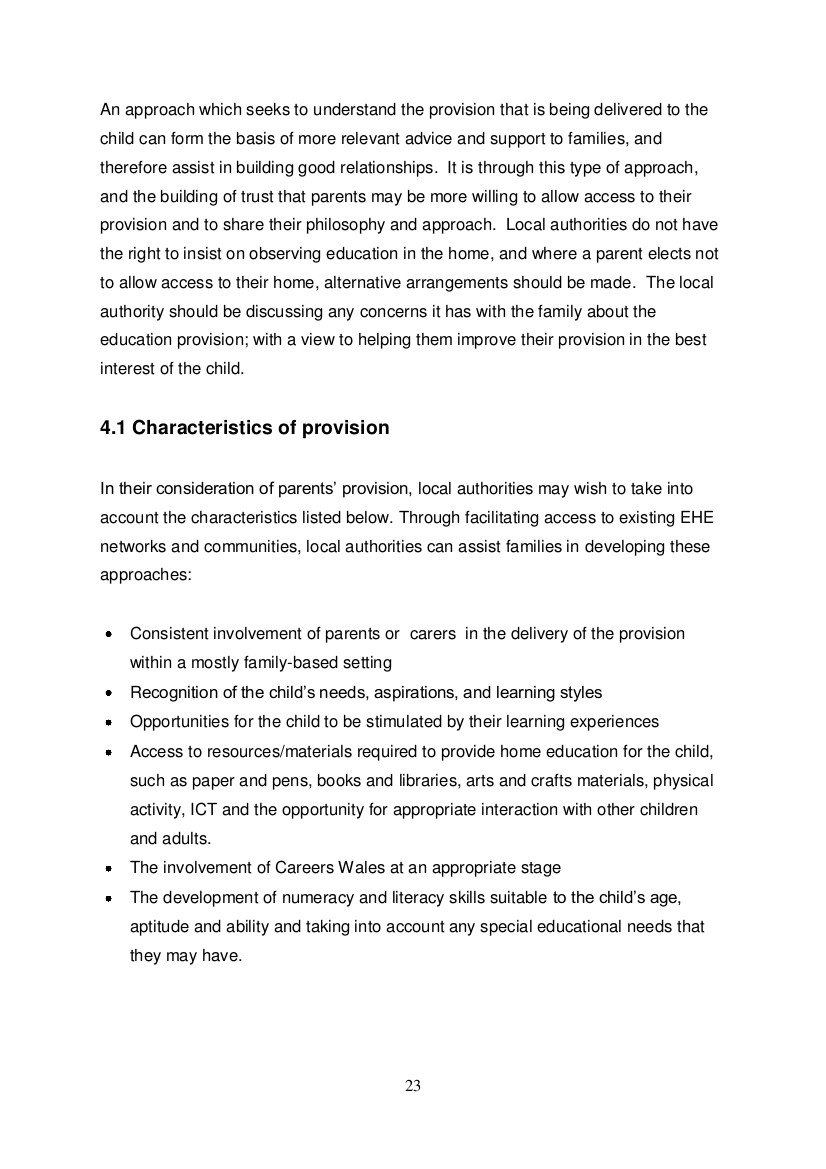 page 26 parents' consultation